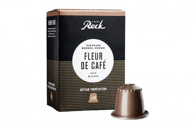 Capsules de Café Reck Fleur de Café