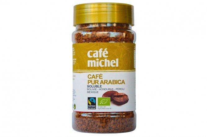 Café Michel Soluble Bio Pur Arabica