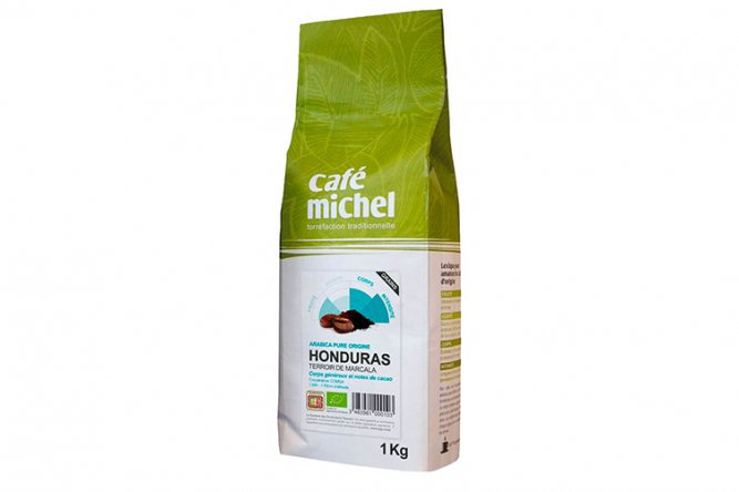 Café Michel Bio en Grains Honduras