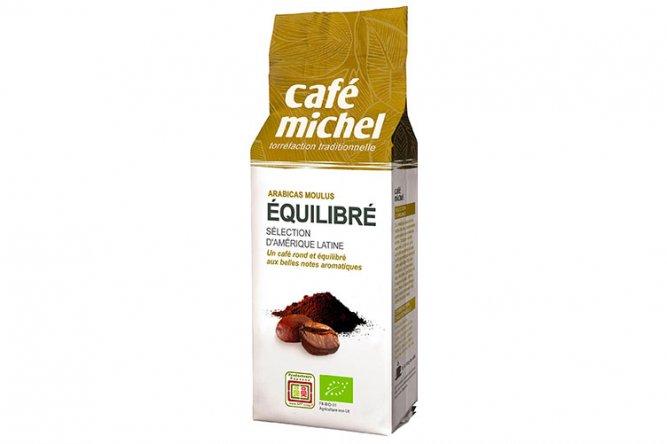 Café Michel Bio Moulu Mélange Équilibré