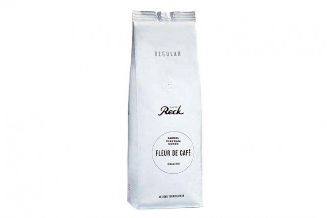 Café Reck en Grains Fleur de Café