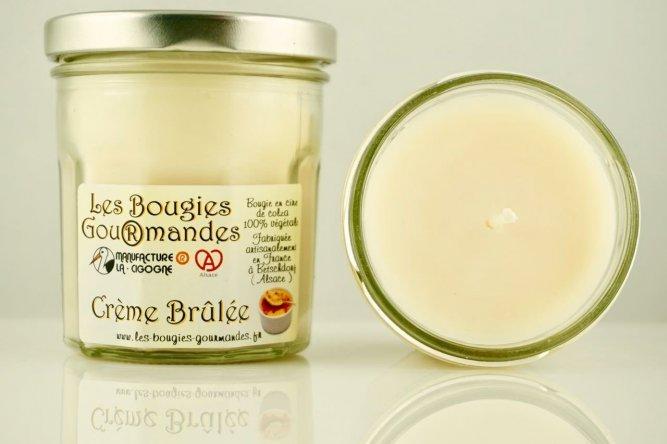 Bougie Crème Brulée