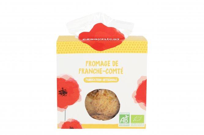 Biscuits bio Fromage de Franche Comté