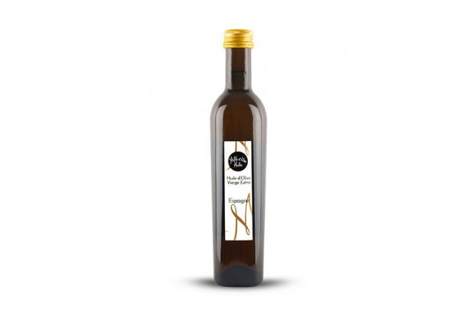 Huile d'Olives Vierge Extra Espagne Bio