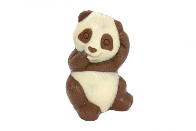 Panda chocolat lait