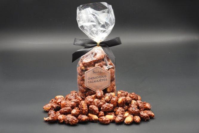 Chouchous Cacahuètes Caramélisées