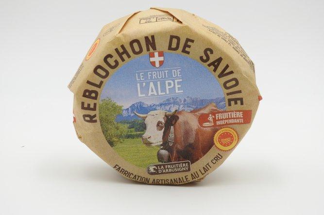 Petit Reblochon Fruitier de Savoie AOP