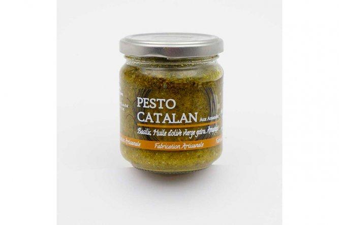 Pesto Catalan