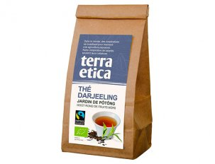 photo thé darjeeling sachet bio