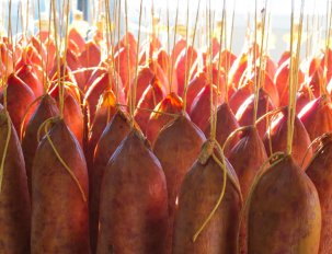 saucisses de morteau