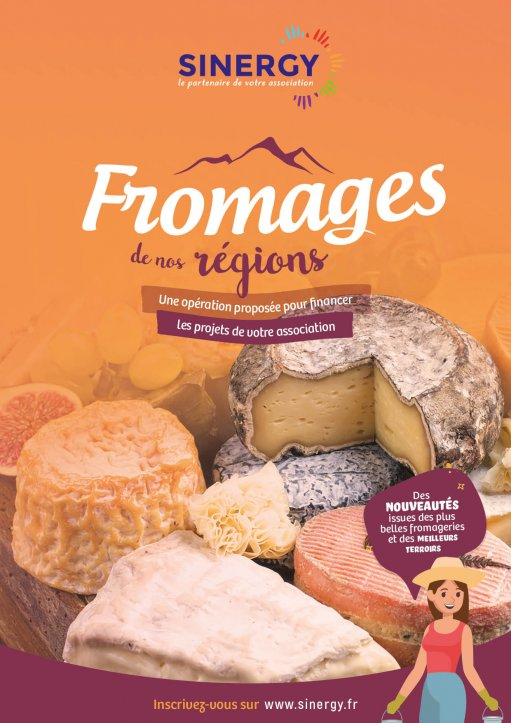 couverture fromages